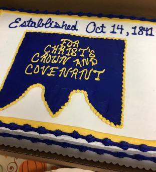 Recently, our congregation celebrated its 175th anniversary!